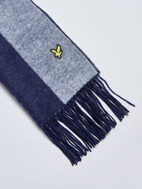 Lyle & Scott - Colour Block Scarf