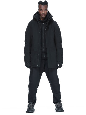 KRAKATAU - QM269-DARK NIGHT Outerwear