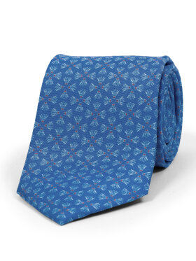 AN IVY - Blue Shuttle Badminton Ties