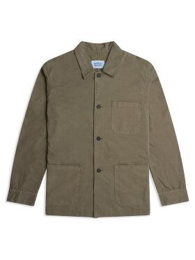 GARMENT PROJECT - Heavy Cotton Overshirt