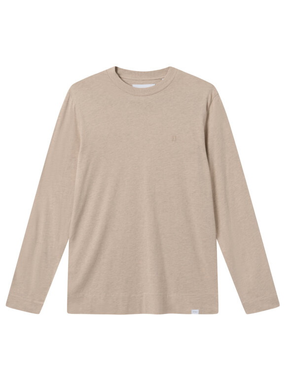 Les Deux - Aron Wool LS T-shirt