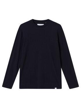 Les Deux - Aron Wool T-shirt L/S