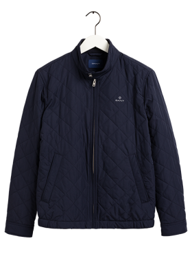 GANT - QUILTED WINDCHEATER