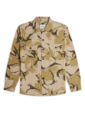 GARMENT PROJECT - Overshirt Military - Taupe